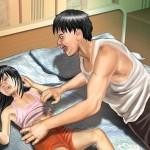 獸父猥褻親生女兒
