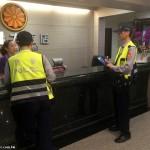 警察臨檢旅館